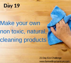 Eco Challenge Day 19