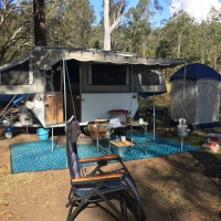 Sustainable Camping