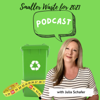 Smaller Waste for 2021 - a Podcast